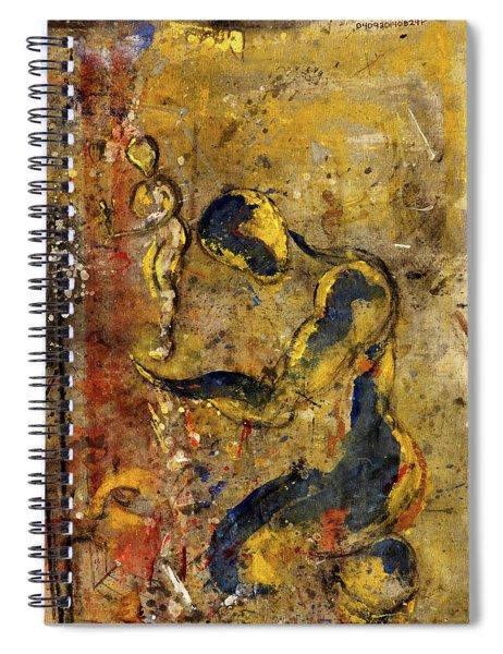 My Likeness Spiral Notebook
