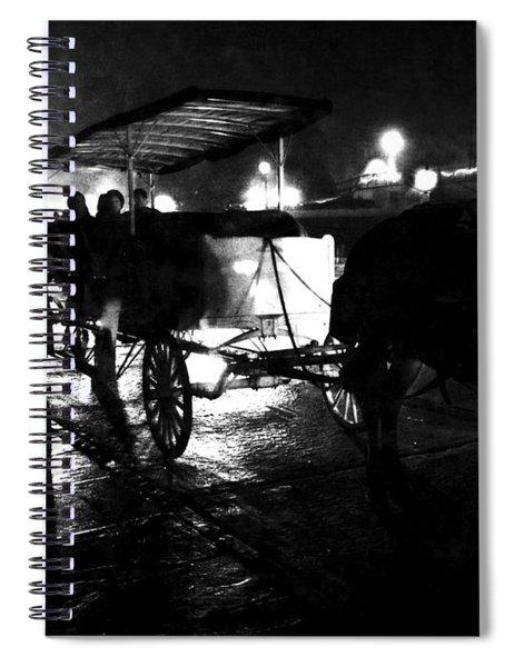 My Ride Spiral Notebook