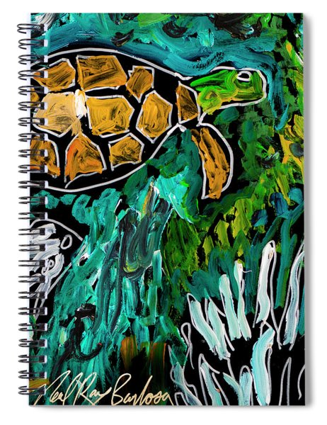 My Turtle Spiral Notebook