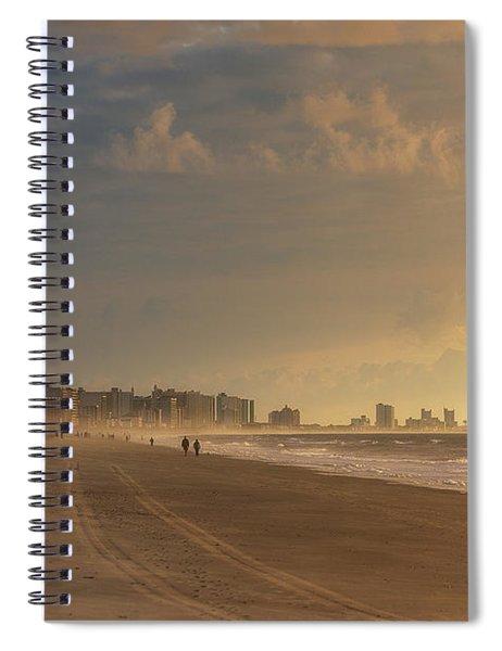 Myrtle Sunrise Spiral Notebook