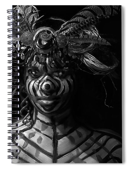 Mystery #45 And 72 Spiral Notebook
