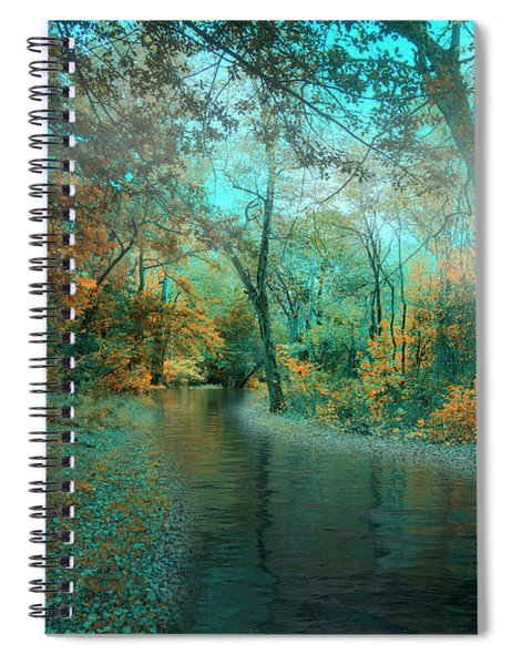 Mystic Morning Spiral Notebook