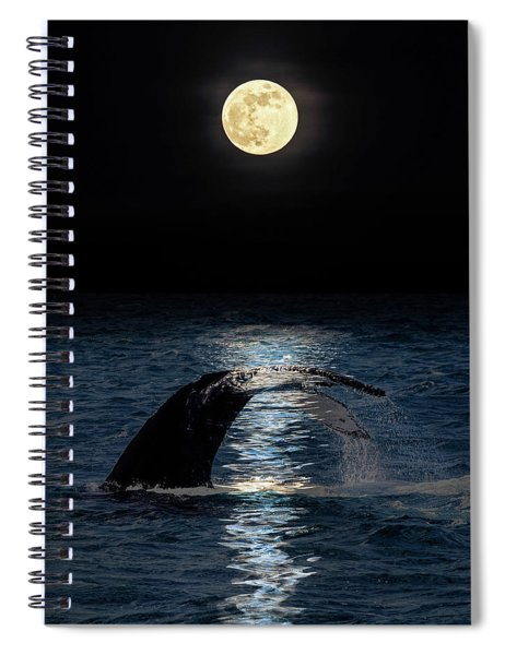 Mystical Moments Spiral Notebook