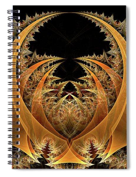 Nahum Spiral Notebook