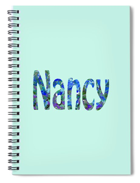 Nancy Spiral Notebook