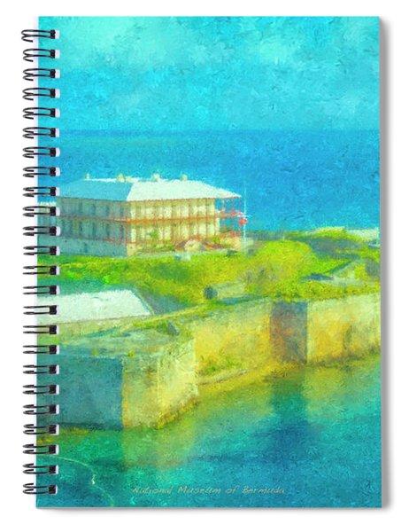 National Museum Of Bermuda Spiral Notebook