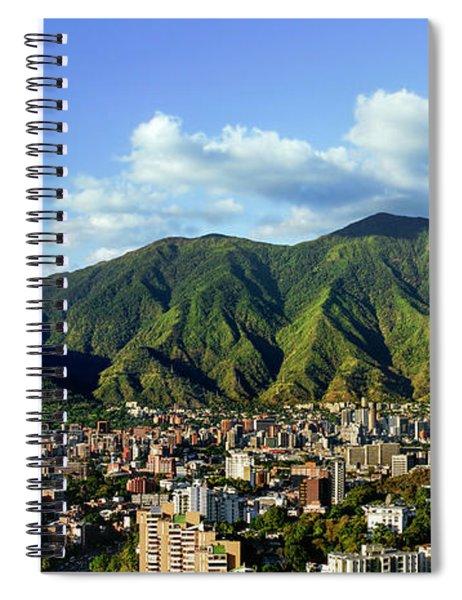National Park Of El Avila - Caracas - Venezuela Spiral Notebook