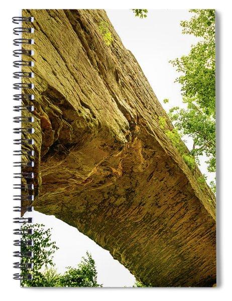 Natural Bridge 4 Spiral Notebook