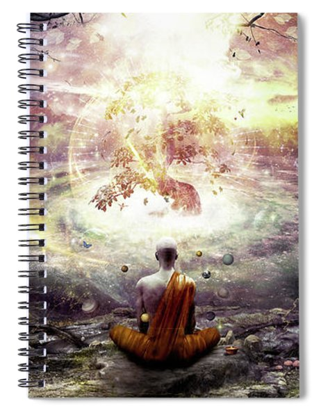 Nature And Time Spiral Notebook