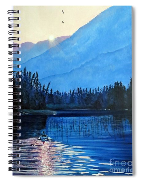 Nature Feels Spiral Notebook