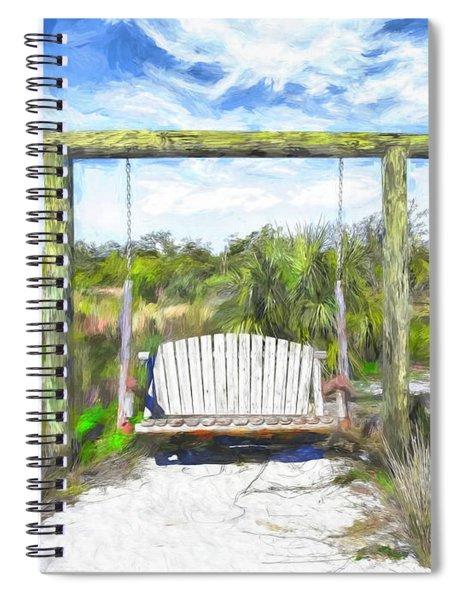 Nature Swing Spiral Notebook