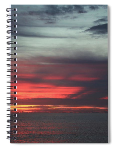 Nature's Show Spiral Notebook