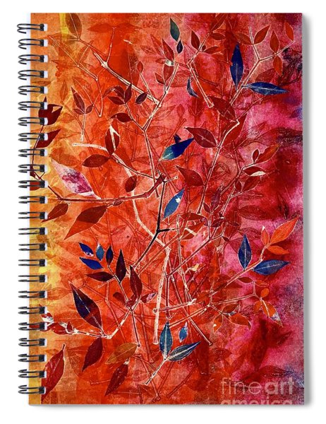 Natures Treasures 1 Spiral Notebook