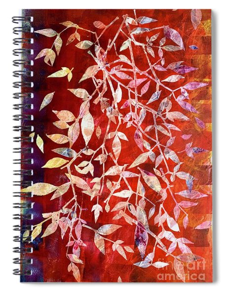 Natures Treasures 2 Spiral Notebook