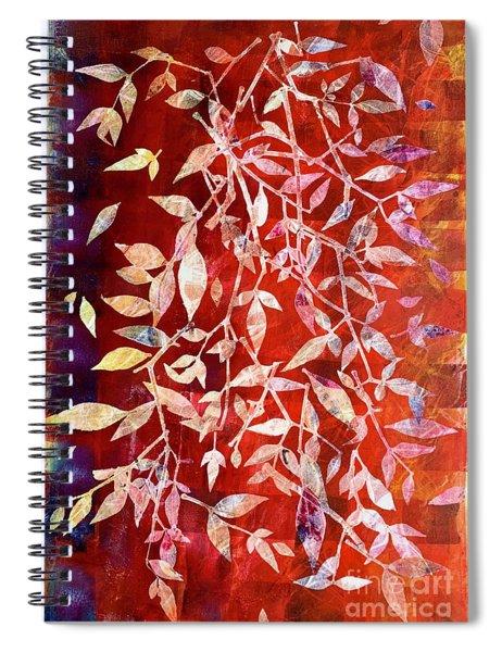 Natures Treasures 2 Spiral Notebook