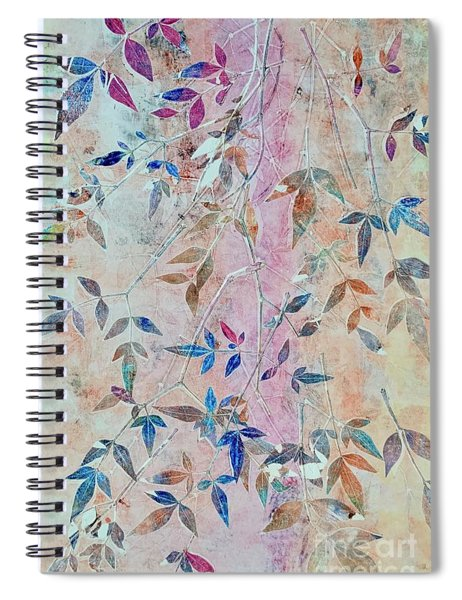 Natures Treasures 3 Spiral Notebook