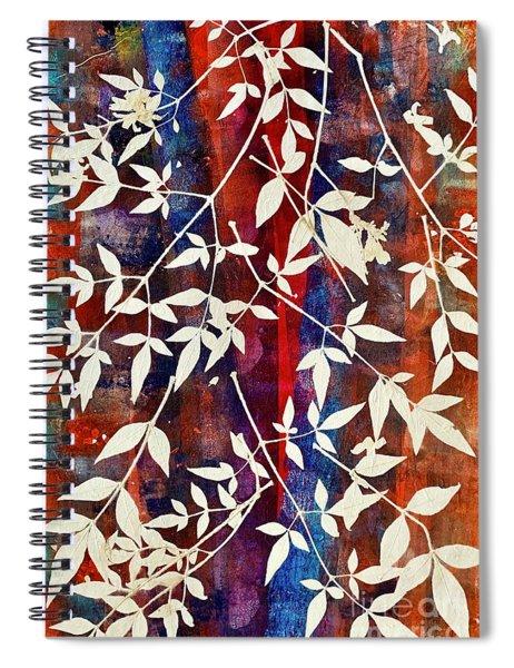 Natures Treasures 5 Spiral Notebook