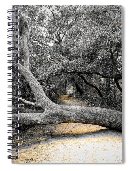 Nature's Way Spiral Notebook