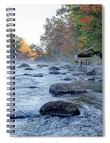 Near Riverton Spiral Notebook
