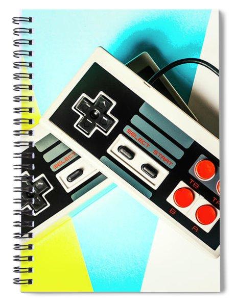 Nestalgia Spiral Notebook