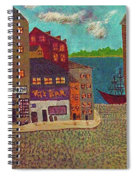 New Bedford Spiral Notebook