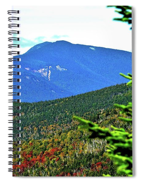 New Hampshire Highlands Spiral Notebook by Patti Whitten