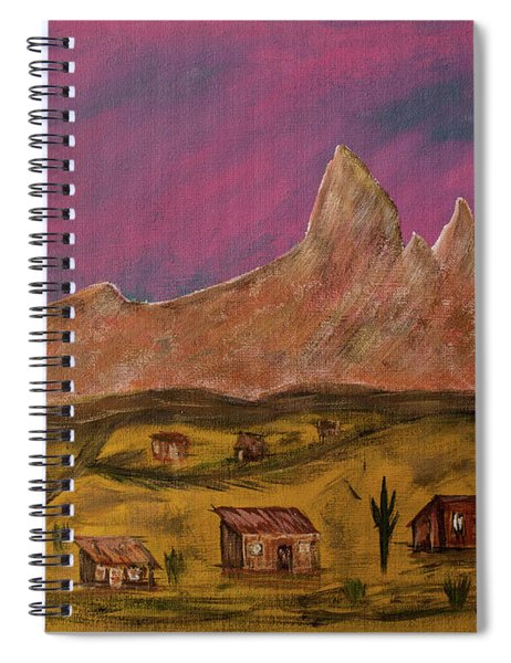 New Mexico True Spiral Notebook