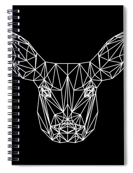 Night Bambi Spiral Notebook