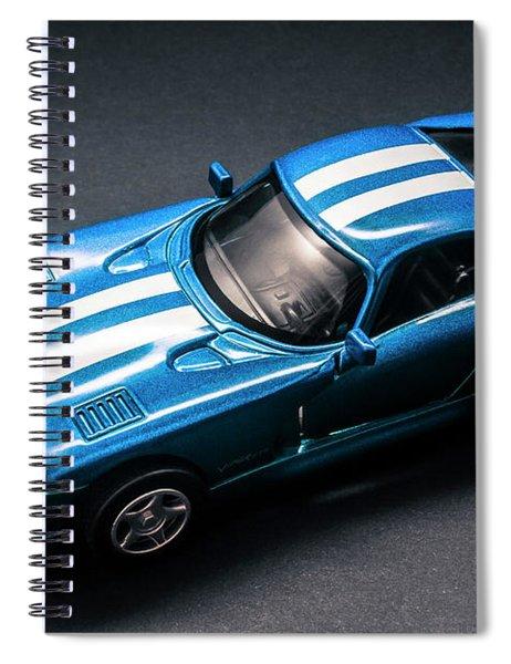 Night Drives Spiral Notebook