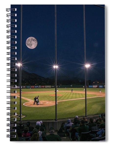 Night Game Spiral Notebook