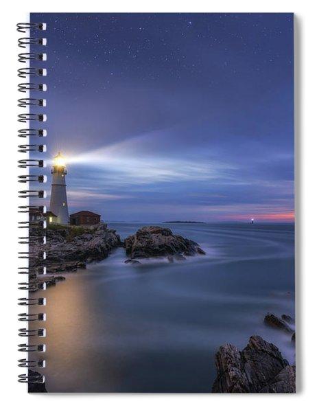 Night Watch 2  Spiral Notebook