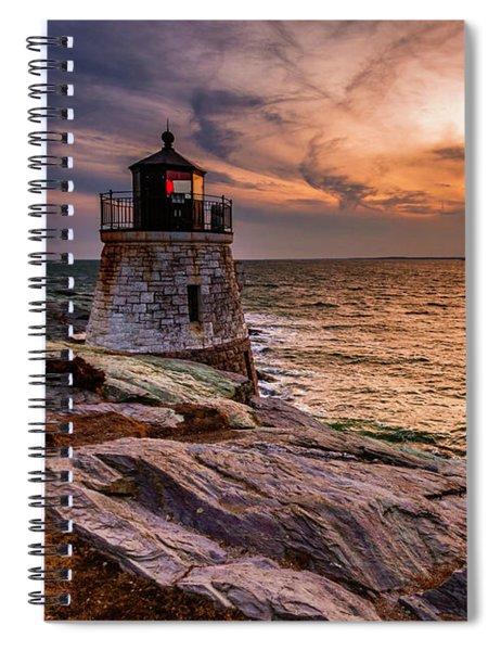 Night Watch Set Spiral Notebook