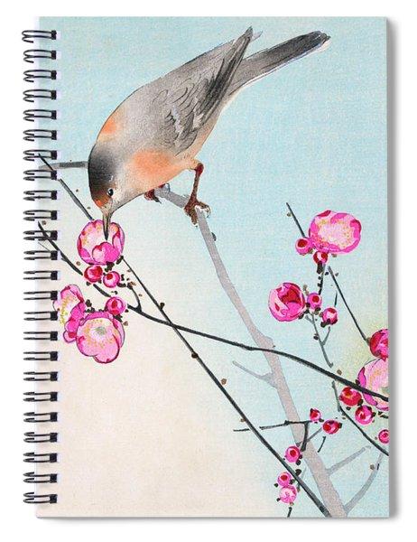 Nightingale Spiral Notebook