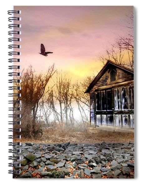 No Drama Spiral Notebook