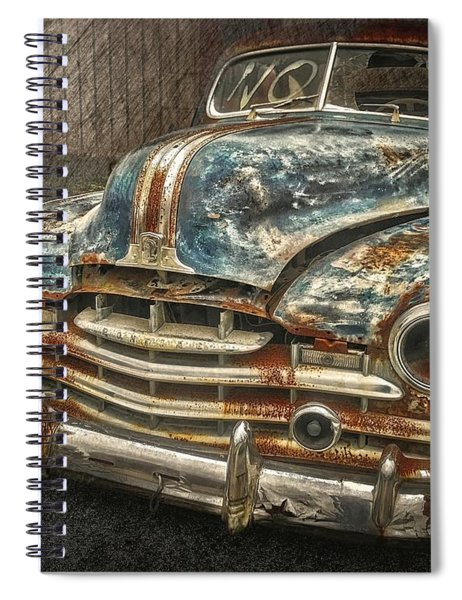 No Means No Spiral Notebook