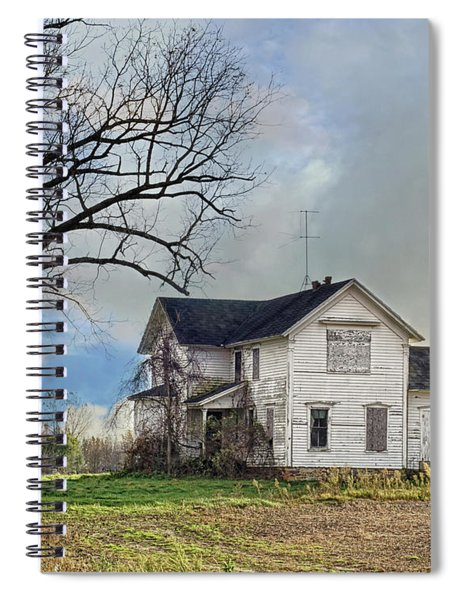 No Trick Or Treating Here Spiral Notebook