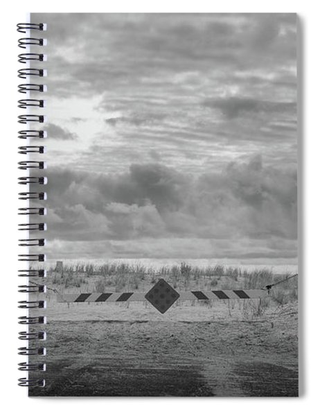 No Vehicles Spiral Notebook