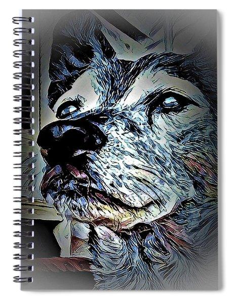 Noble Beast Spiral Notebook