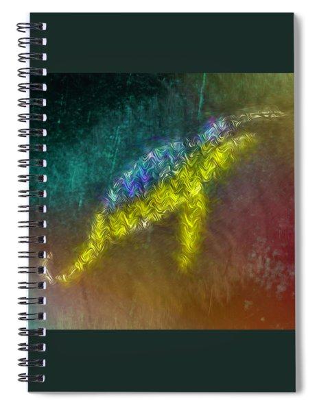 Nonexistence #i5 Spiral Notebook