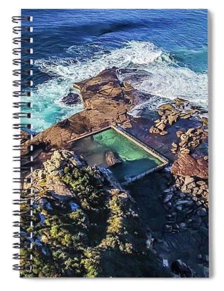 North Curl Curl Headland Spiral Notebook