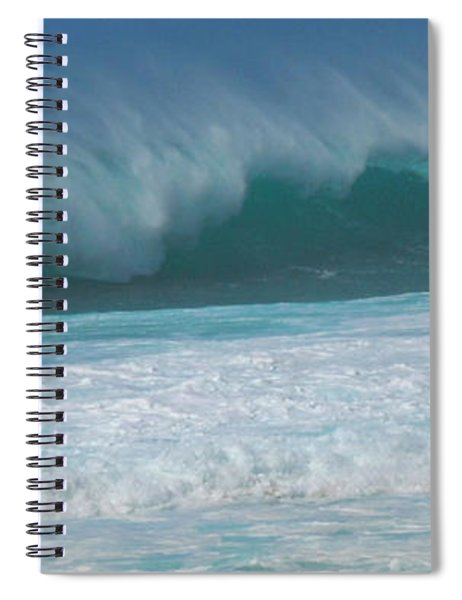 North Shore Surf's Up Spiral Notebook