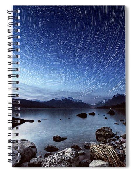 North Star Spiral Notebook