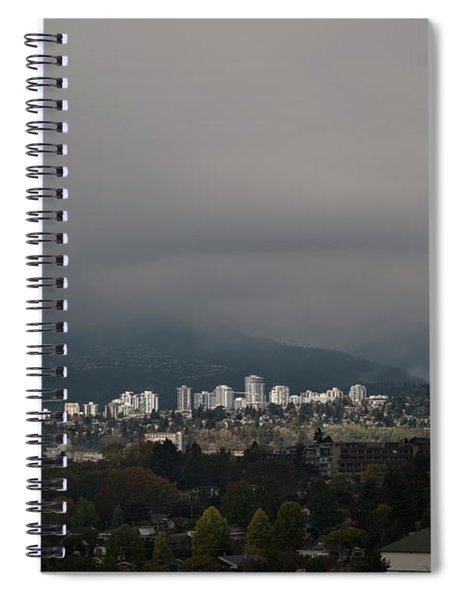 North Vancouver Spiral Notebook