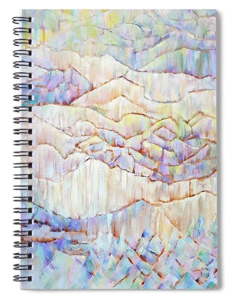 Northern Town Spiral Notebook