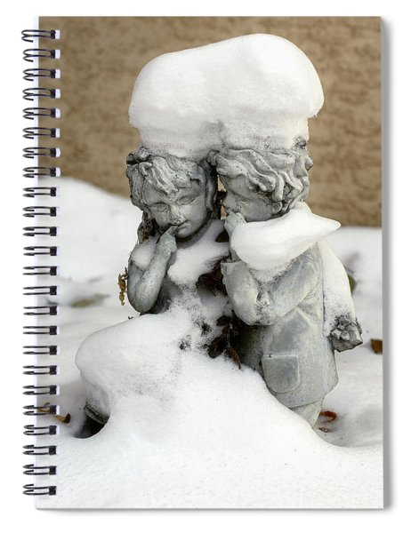 Not-so-famous Doughboy Spiral Notebook