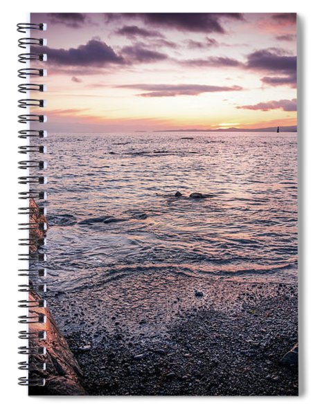 Not Today Spiral Notebook