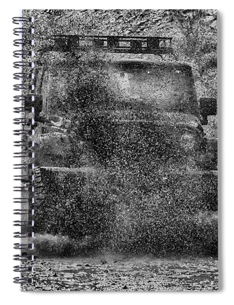 Nothing Like A Jeep Spiral Notebook