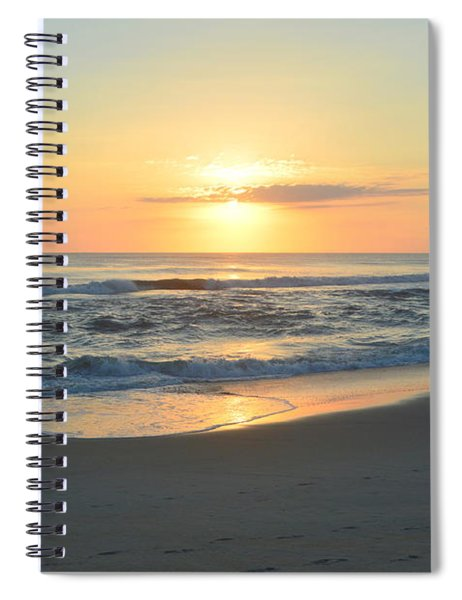 November 3, 2018 Spiral Notebook