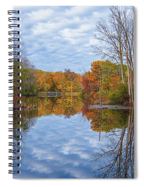 November Fifth Remembered Spiral Notebook
