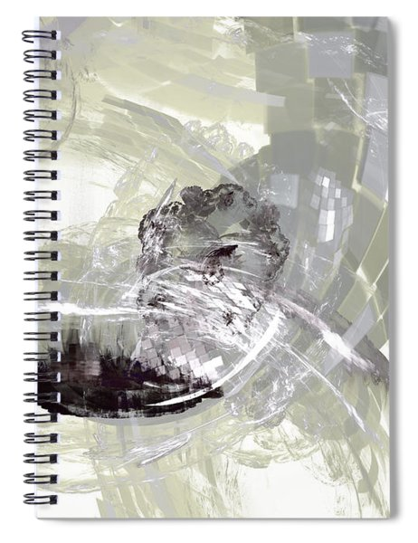 Nuclear Power Spiral Notebook